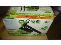 Electric leaf vacuum FLS 3000 b2