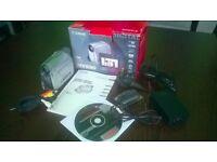 CANON HD MINI DV DIGITAL CAMCORDER IN A BOX