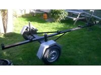 Boat Trailer - Adjustable for length - up to 18- 20ft