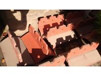 Roofing Materials - Tiles & Ridges