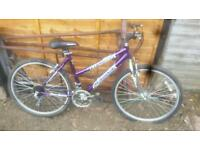 Magna ladies bike ready to ride away can deliver