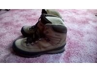 Mens size 11 Brasher Walking boot