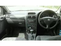 VAUXHALL ASTRA 1.6 AUTOMATIC,LOW MILEAGE,LONG MOT,YEAR 2002,CLEAN CAR,£525 CHEAP