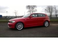 BMW 1 Series 118d Se; + 1 Year MOT, Warranty, Finance available, Full service history.