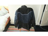 Frank Thomas motorcycle jacket 40inch chest in good condition