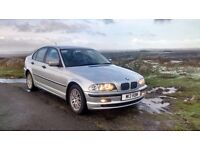 1998 BMW 318i SE - £1200ono OR will swap for the right 125cc motorbike