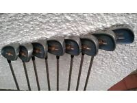 Golf clubs - Left Handed - Wilson Prostaff