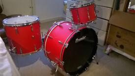 Vintage Premier APK and Elite Drums 24x14, 14x12, 16x16