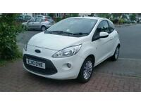 Cheap Ford Ka 2010 Zetec 1.2 White