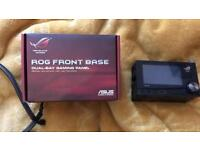 ROG front base gaming panel