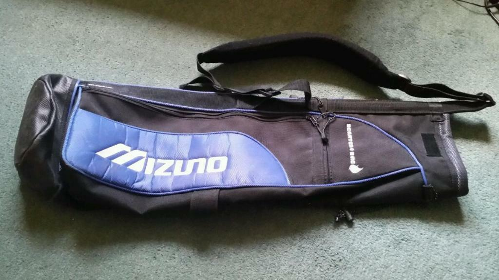 mizuno scratch sac golf bag in aylesbury. Black Bedroom Furniture Sets. Home Design Ideas