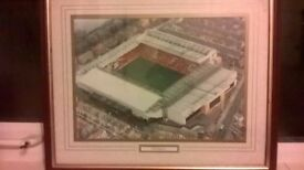 Liverpool Football Stadium LFC