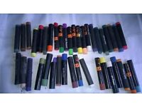 oil pastels, soft pastels and 4 sketching sticks