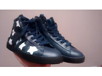 Rifle Women's Trainers - Navy Blue - Size: 5