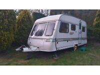 5 berth Swift Danette for sale, ready to go! With awning and equipment. Great starter van. 1990
