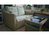 Dresser 5 Piece Conservatory Furniture Set - Like New * Final Reduction needs to go this weekend **