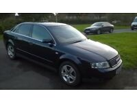AUDI A4 B6 1.9 TDI MOT OCTOBER 2018