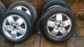 Megane wheels