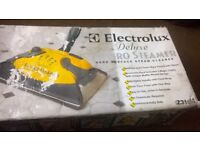 Electrolux delux floor cleaner in the original box