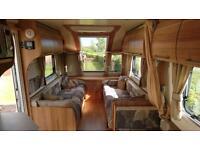Bailey Pegasus Turin 6 berth touring caravan