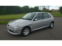 PEUGEOT 306 LX HDI DRIVES VERY WELL VERY ECONOMICAL LONG MOT