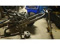 Mini moto parts