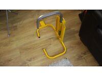 wheel clamp / lock (car/trailer/van/caravan)
