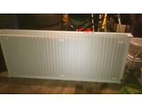 5' single radiator, vgc