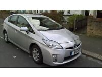 TOYOTA PRIUS 2010 10 1.8 VVTI HYBRID T3 UBER READY WITH PCO 6195