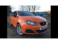 2009 SEAT IBIZA 1.2 SPORTCOUPE •1 YR MOT• •TIMING CHAIN REPLACED•