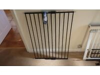 PET GATE EXTRA TALL ADJUSTABLE WIDTH