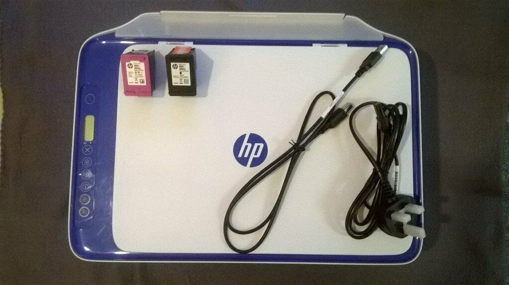 NEW HP DESKJET 2600 SERIES ALL-IN-ONE PRINTER WITH NEW HP ...