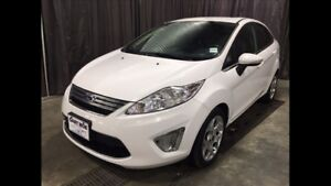 2012 Ford Fiesta SEL *Leather* *Bluetooth* *Heated Seats*