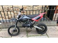 FULLY WORKIN Stomp crf70 125cc pit bike pitbike dirtbike not quad crosser ktm yz cr offroad buggy