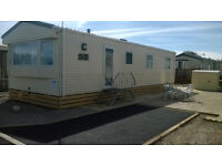 Double Glazed, Centrally Heated, 2015 ABI Trieste Static Caravan For Sale Located at Morecombe Bay