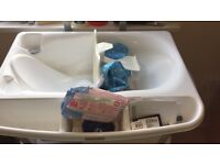 Mamas & papas baby changing & bath unit