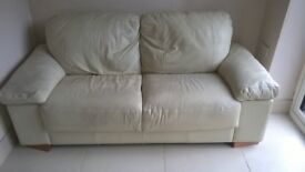 Sofa and Chair - Comfy Leather