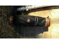 Burberry golf bag