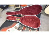 Hiscox Pro-II-GJ Jumbo Acoustic Guitar Hard Shell Case (NEW) Ex Display