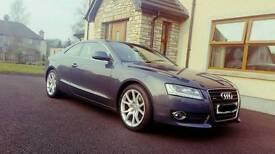 Audi a5 3.0 tdi quattro fsh