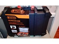 Heavy Duty Plastic Toolbox for sale- Brand New - Technicians Case