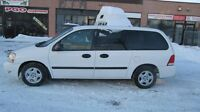 2004 Ford Freestar de base
