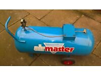 Airmaster Tiger tank / receiver 100 litre