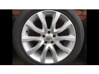 20 Inch Genuine Range rover Sport wheels