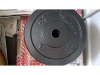 Body max weight plates (new)