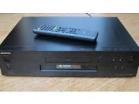 ONKYO BD-SP809 BLU-RAY 3D DVD PLAYER BLACK BDSP809 with remote
