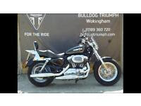 Harley Davidson Sportster S 1200cc