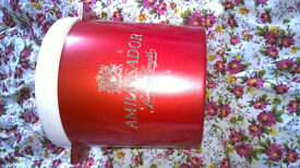 Vintage Ambassador Promo Ice Bucket