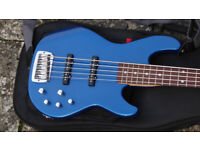 G&L MJ5 Custom Bass Guitar
