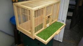 New Breeding box canary hand made